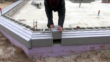 maison autonome bunker isolation