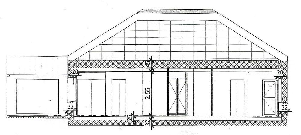 La Maison Autonome : le bunker d'isolation